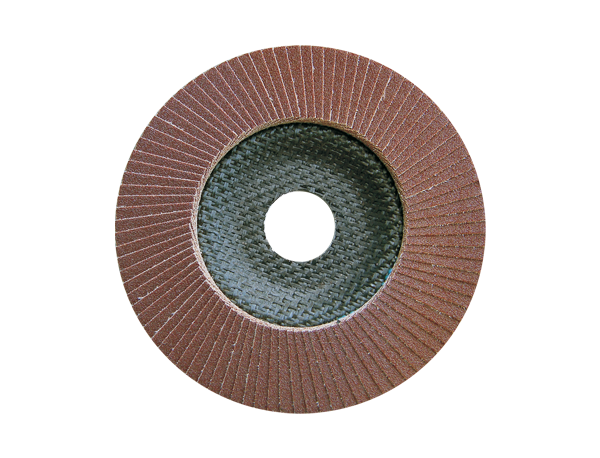Flapskive - Lamelskive til vinkelsliber K40