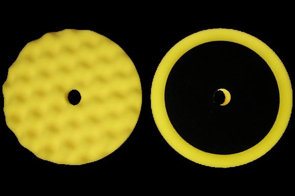 Polerrondel – Polerpude velcro 2100mm Gul