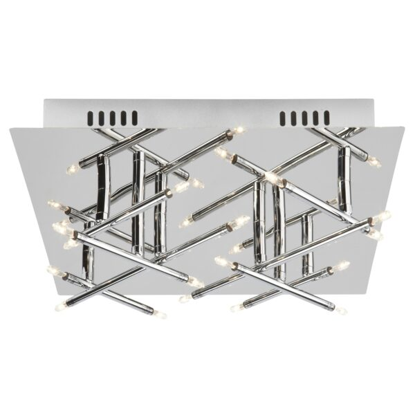 Ruben Loftlampe stål 230v