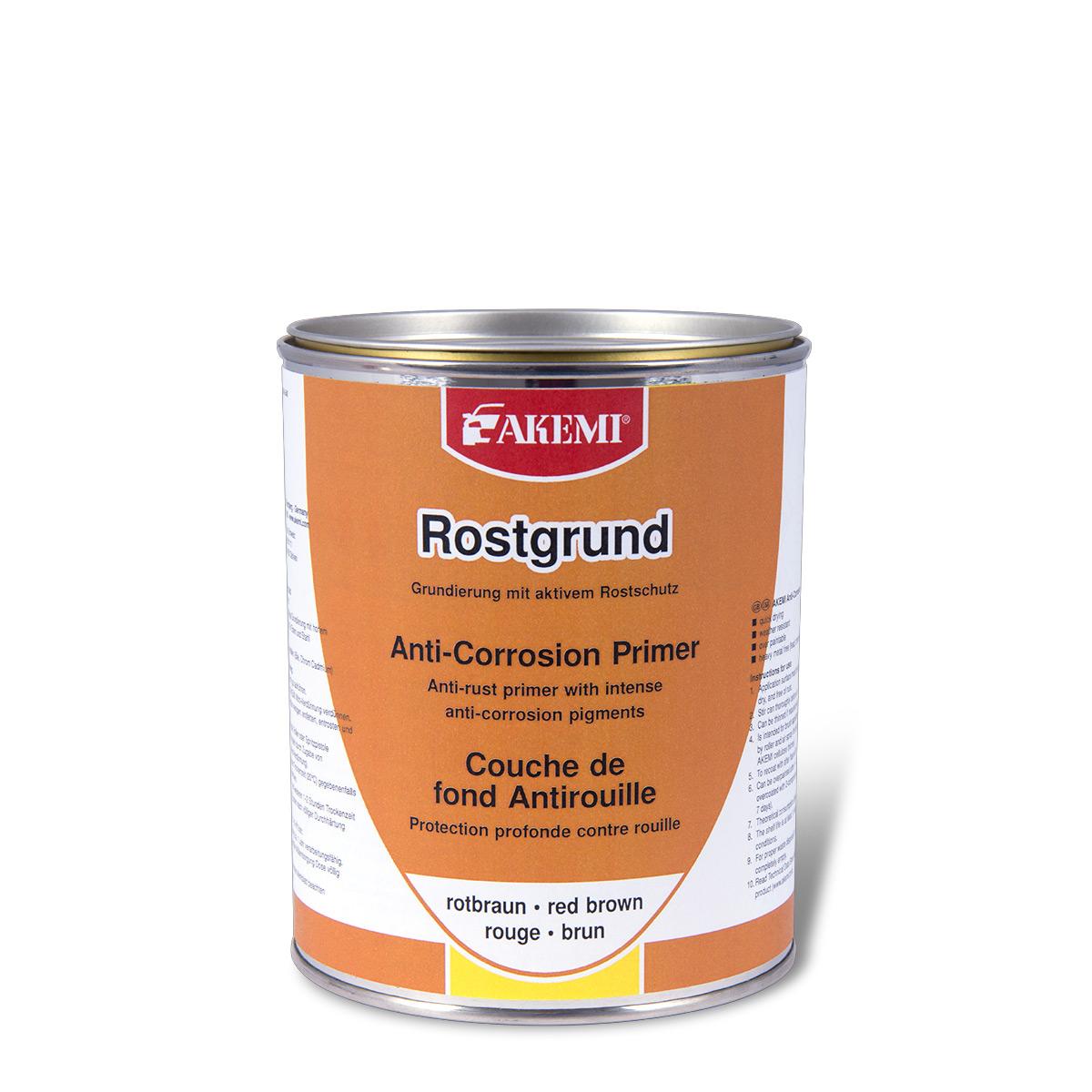 Anti rust primer - Grunder Rød/Brun 1liter