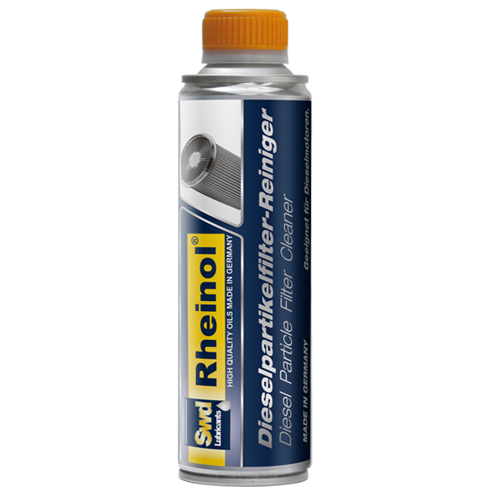 Diesel particle filter cleaner