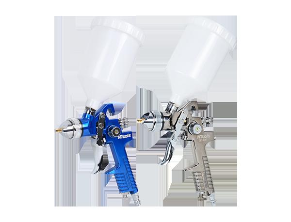 Sprøjtepistol 2,5mm dyse til autolak- mc - Industri