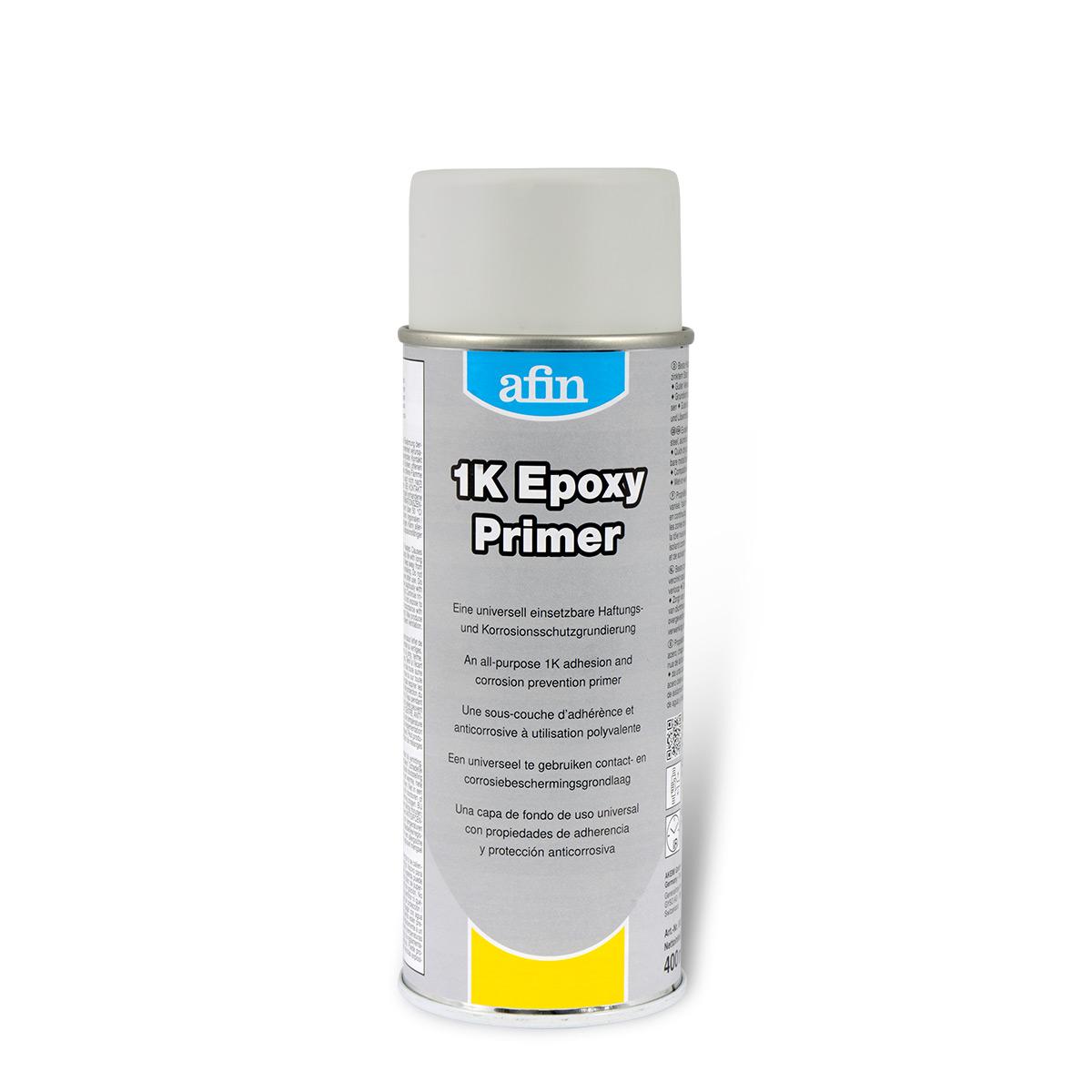 1K Epoxy primer spray grå - Epoxy spray 400ml.