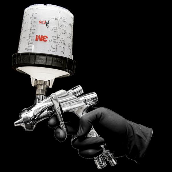 Iwata LS400 SUPER NOVA 1,3 dyse Sprøjtepistol til klarlak