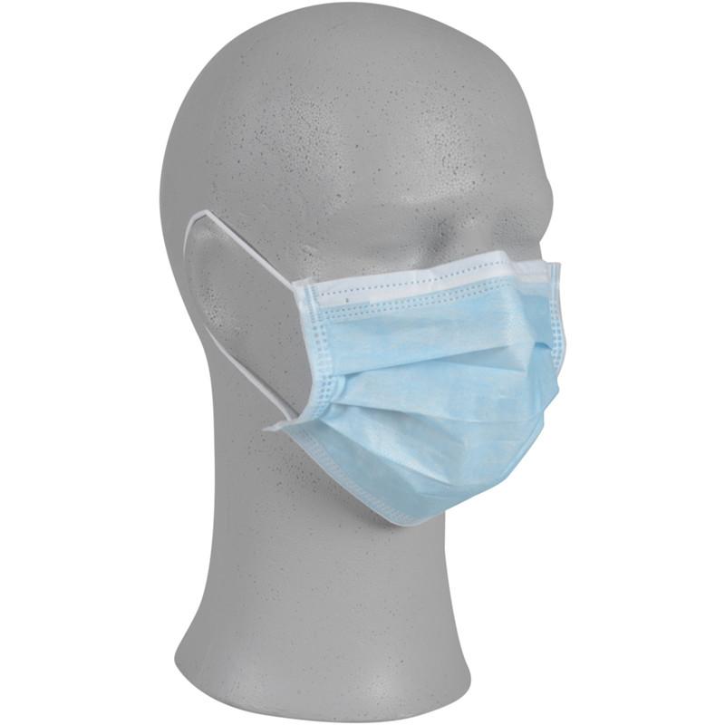 Ansigtsmaske 3lag