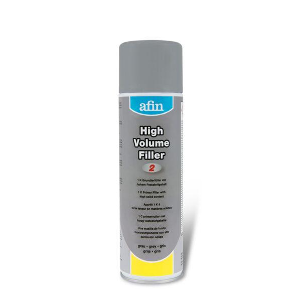 Afin spray filler grå - 500 ml.