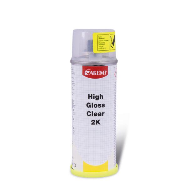 AKEMI 2K Spray klarlak