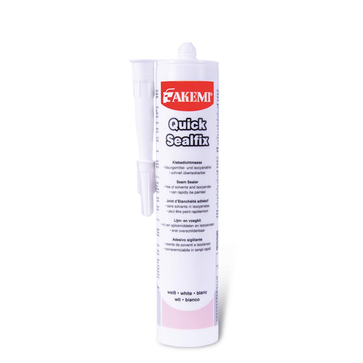 Akemi Quick sealfix sealer, Grå - 290 ml.