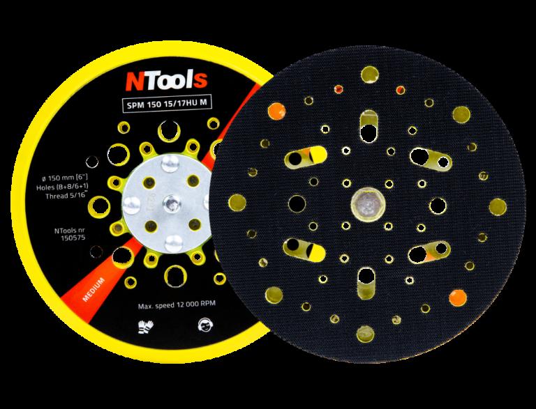 Velcro bagskive til rondeller Ø150 (8+8/6+1)