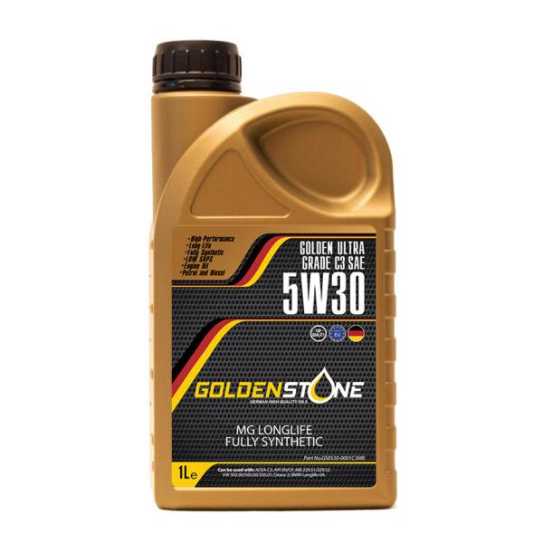 Goldenstone Motorolie 5W/30 C3 LONGLIFE 1liter