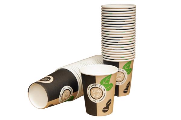 Papkrus - Kaffebæger 200ml. 400stk.
