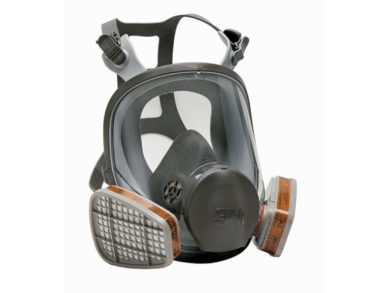 3M helmaske / 3M 6800 Gasmaske