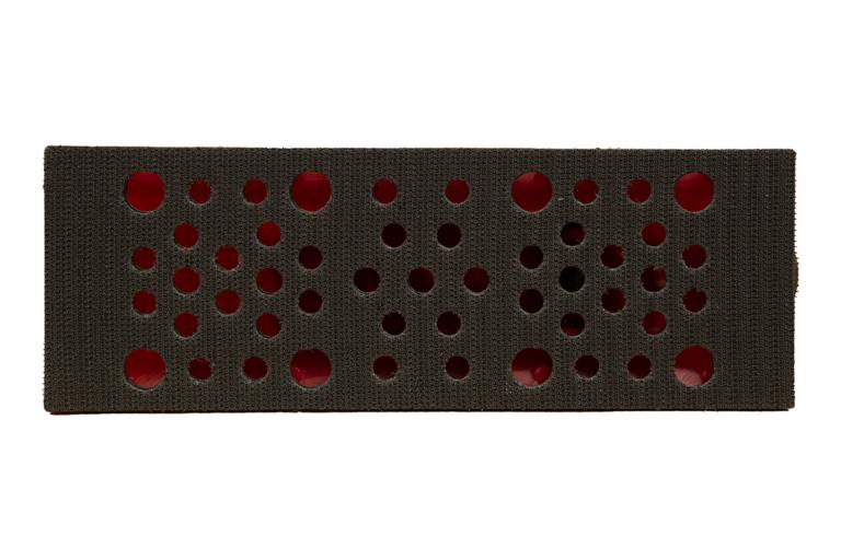 Velcro Håndsliber / slibeklods til brug med 70 x 198 slibeark