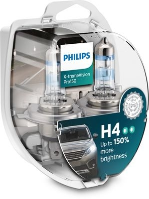 h4 philips x-treme vision