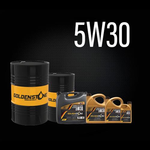 5W30 motorolie