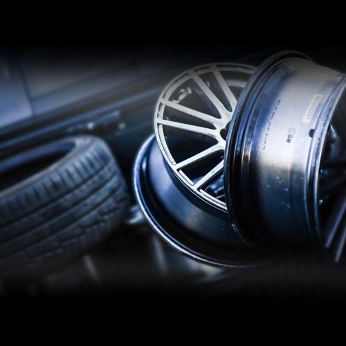 Fælge og dæk tilbehør