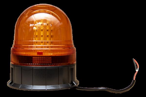 ADVARSELSBLINK/ROTORBLINK TIL FAST MONTERING LED - 12-24 VOLT