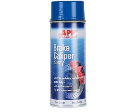 Bremsekaliber maling – Kaliberspray maling Blå