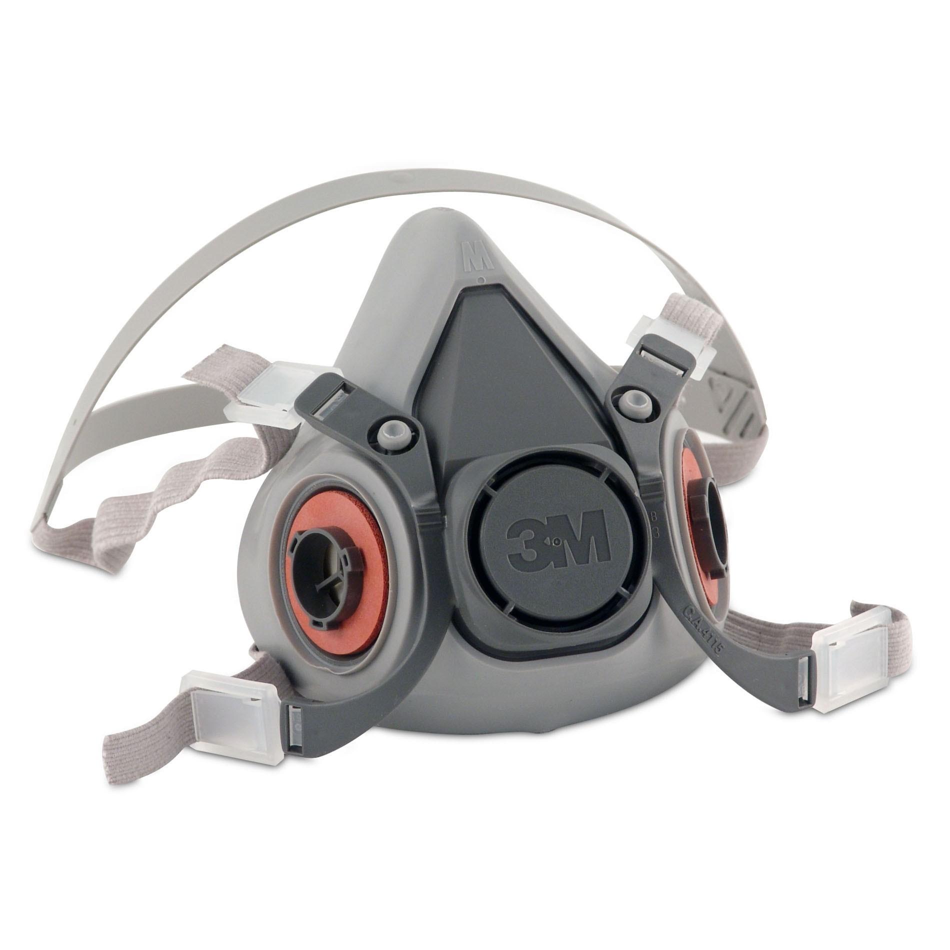 3M Støvmaske / 3M halvmaske 6000 serien