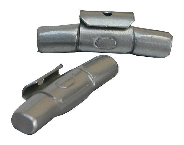Afbalanceringskloder 60gram til stålfælge